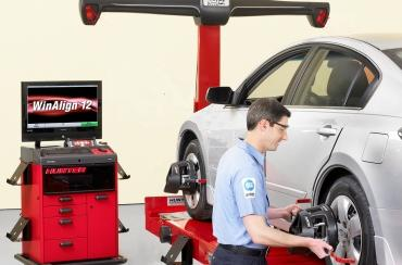 Auto and Truck Alignment